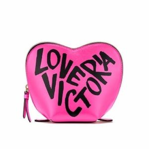 Victoria's Secret Heart Beauty Bag